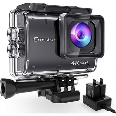 camera action sport voyage 4k