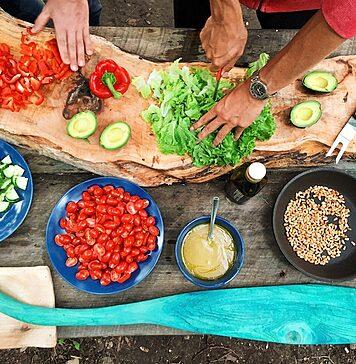 apprendre a cuisiner local