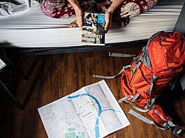 voyager en auberge de jeunesse