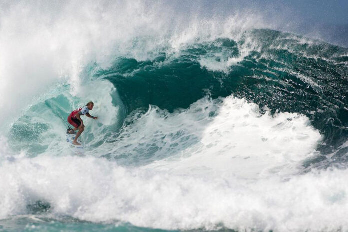 banzai pipeline hawaii usa etats unis