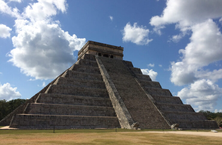 chichen itza mexique
