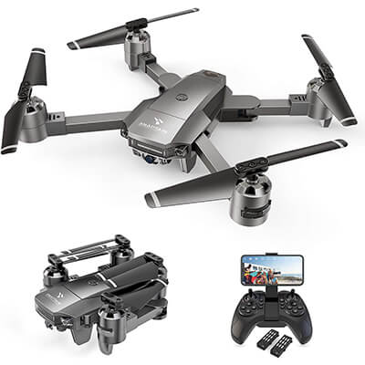 drone vidéo voyage