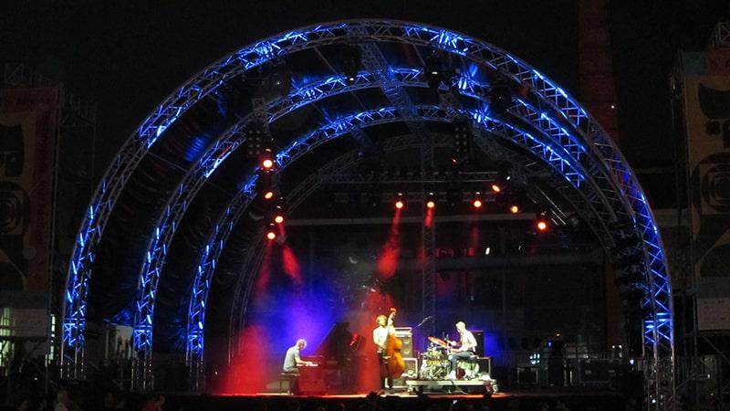 technopolis jazz festival gazi athenes