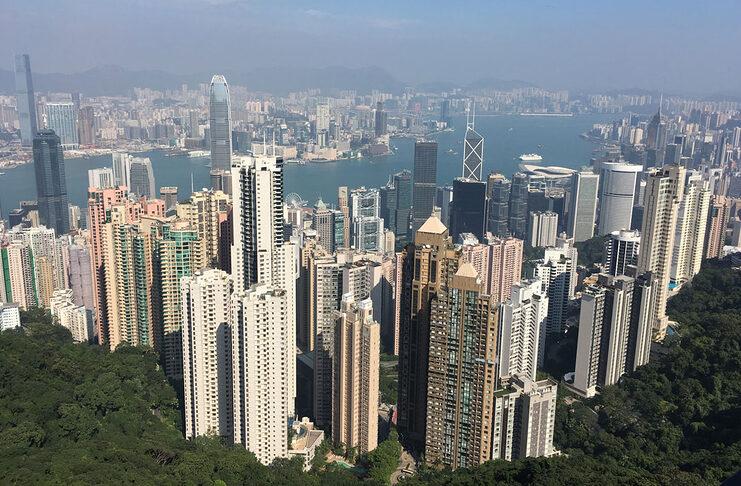 hongkong hongkong chine