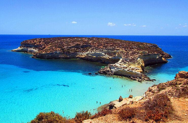 ile secrete mediterranee linosa