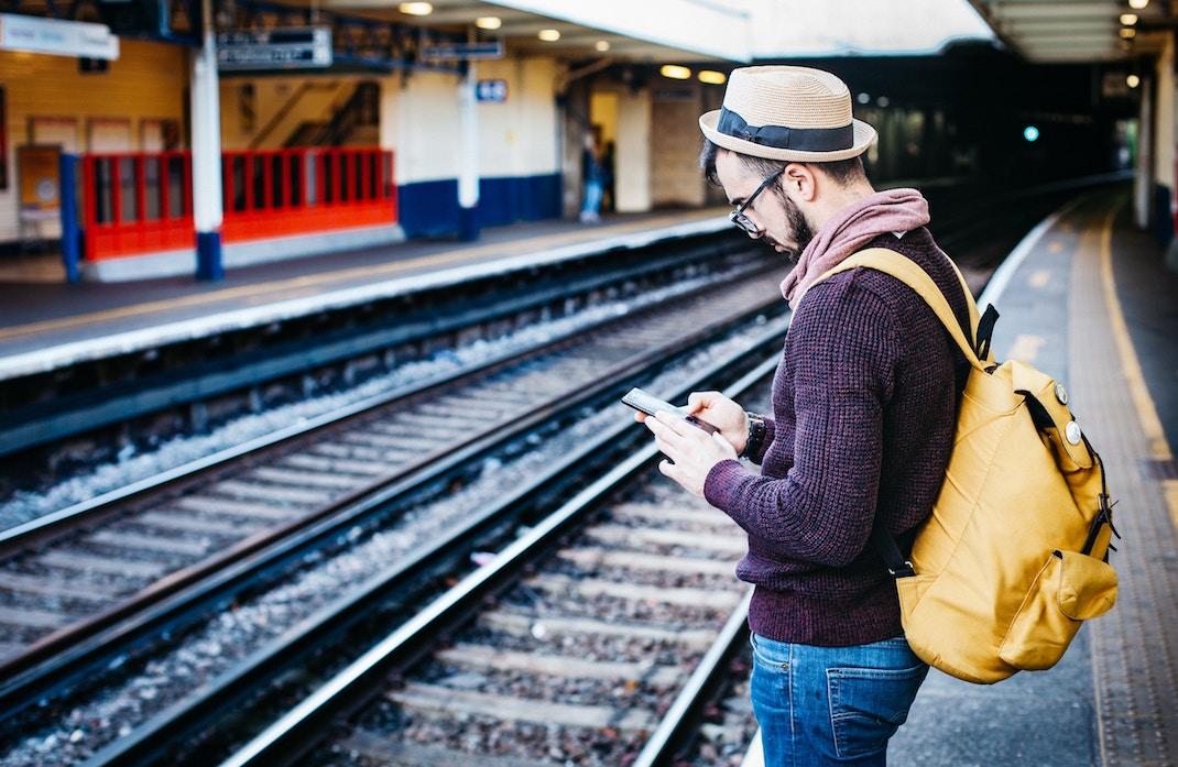 internet en vacances smartphone