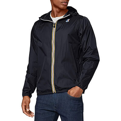 kway imperméable voyage