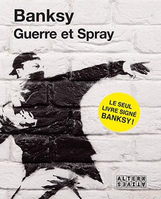 livre banksy