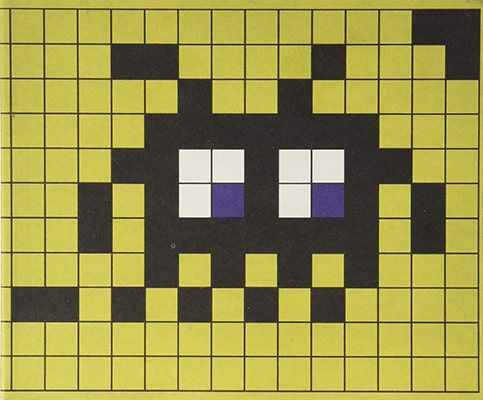 livre space invader