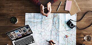 métier qui permet de voyager