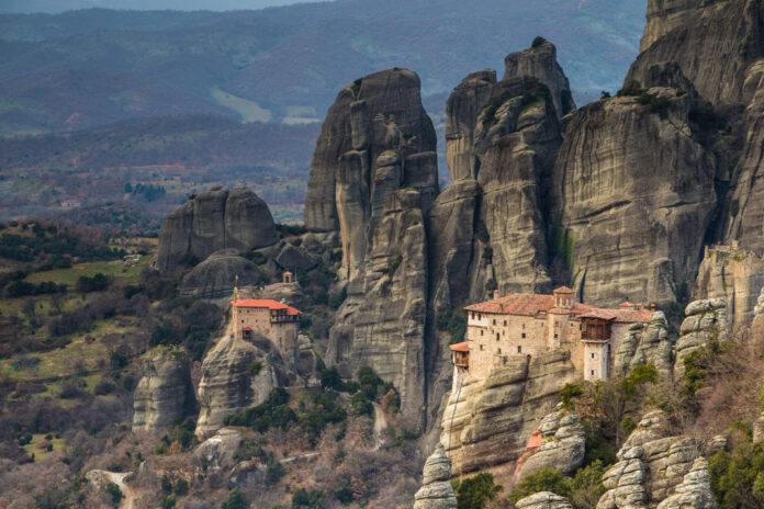 monastere meteores grece