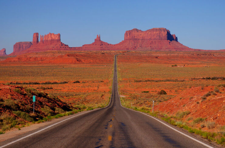 monument valley usa etats unis