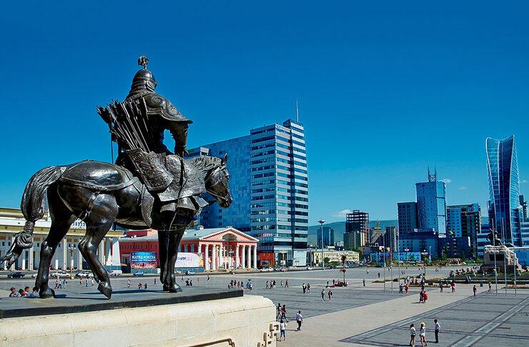 oulan bator mongolie