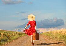 partir seule en vacances
