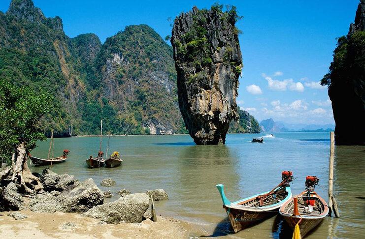 koh phang nga thailande