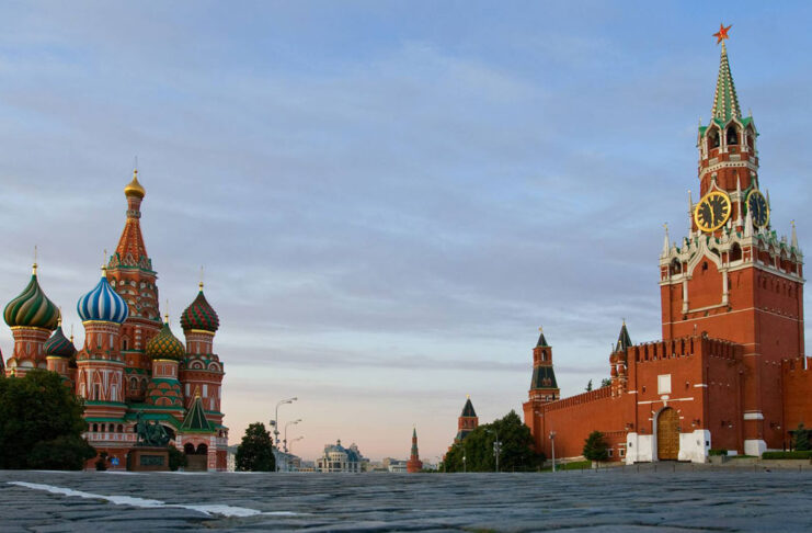 place rouge moscou russie