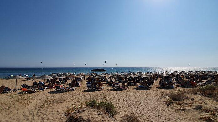 plus belle plage corfou chalikounas