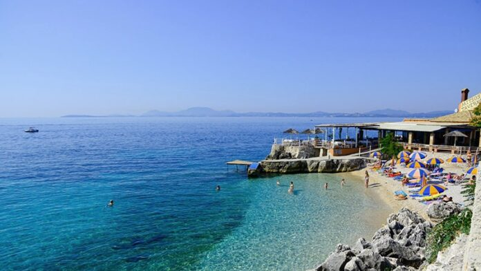 nissaki plus belles plages corfou