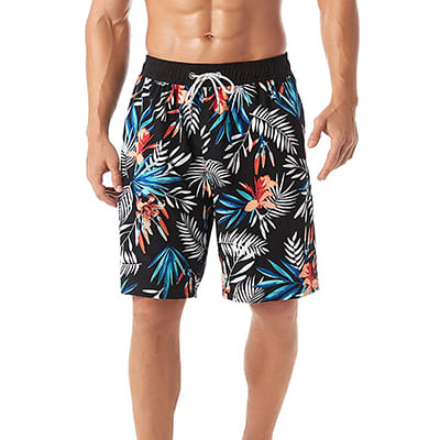 short maillot homme