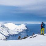 skier dans le monde