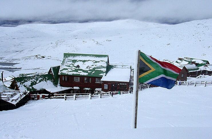 skier en afrique du sud tiffindell