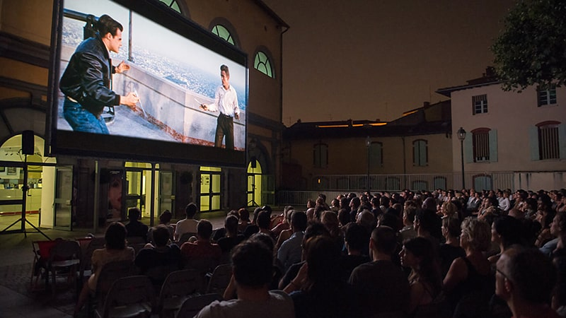 cinema plein air toulouse